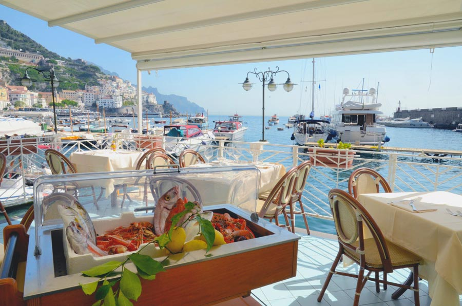 Easter on the Amalfi Coast with Easter lunch